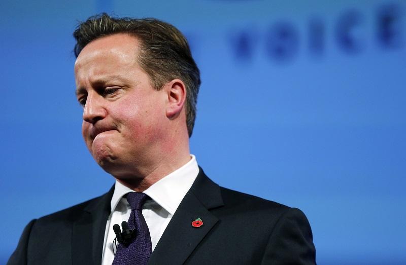 Dejvid Kameron podnio ostavku