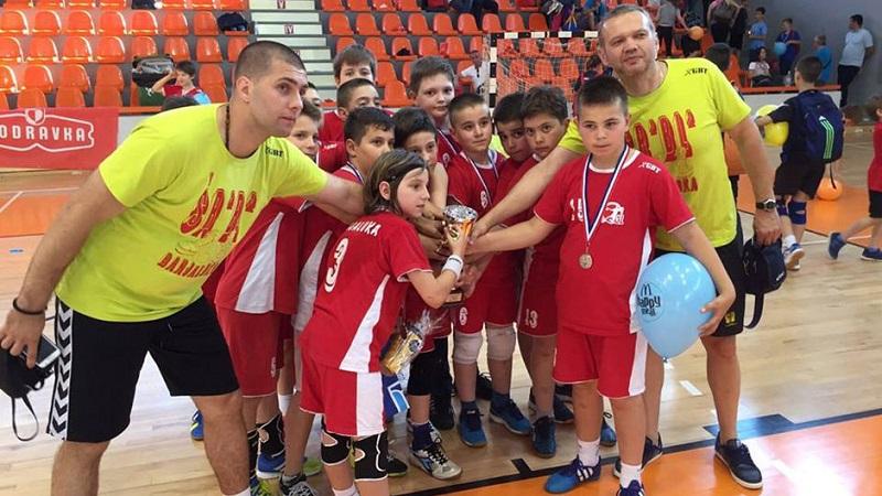 Banjalučki klinci vicešampioni Jadrana