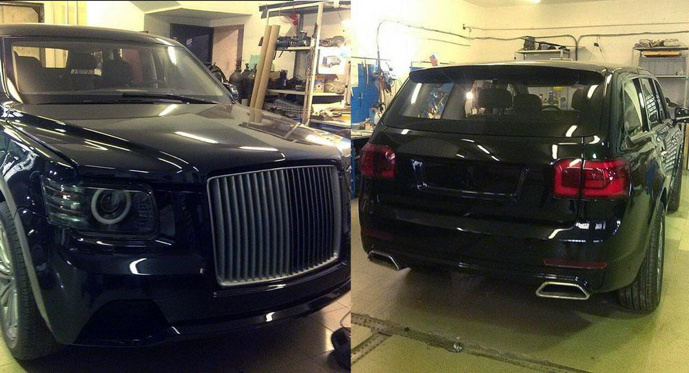 Stiže linija ruskih luksuznih vozila?