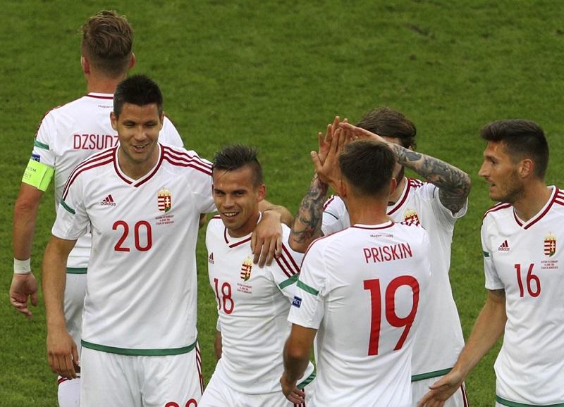 Mađarska pobijedila Austriju 2:0