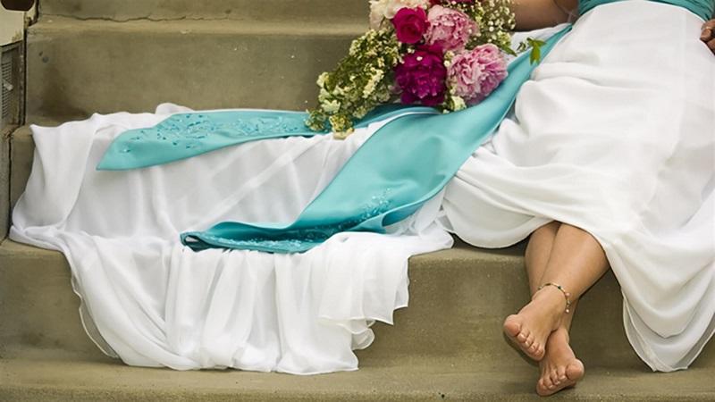 Mladoženja ostavio suprugu nekoliko minuta nakon vjenčanja