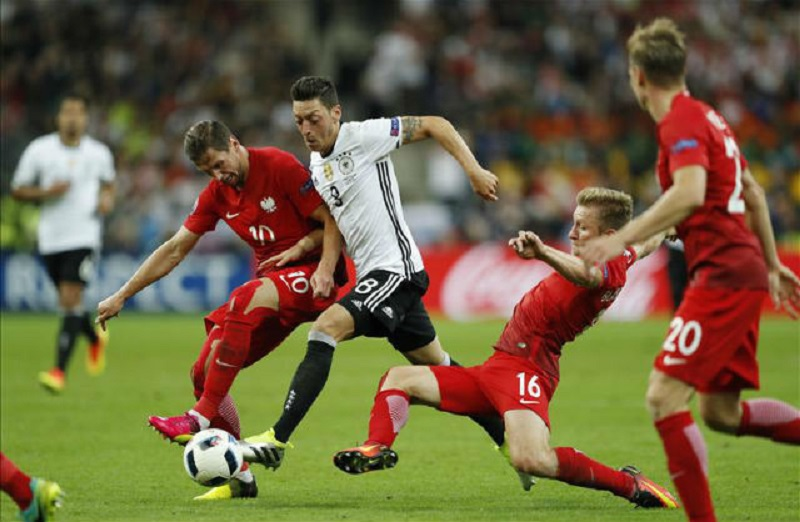 EURO: Njemačka – Poljska bez golova