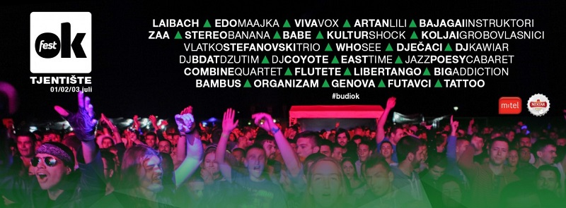 Satnice i mjesta polazaka na OK Fest, Tjentište!!