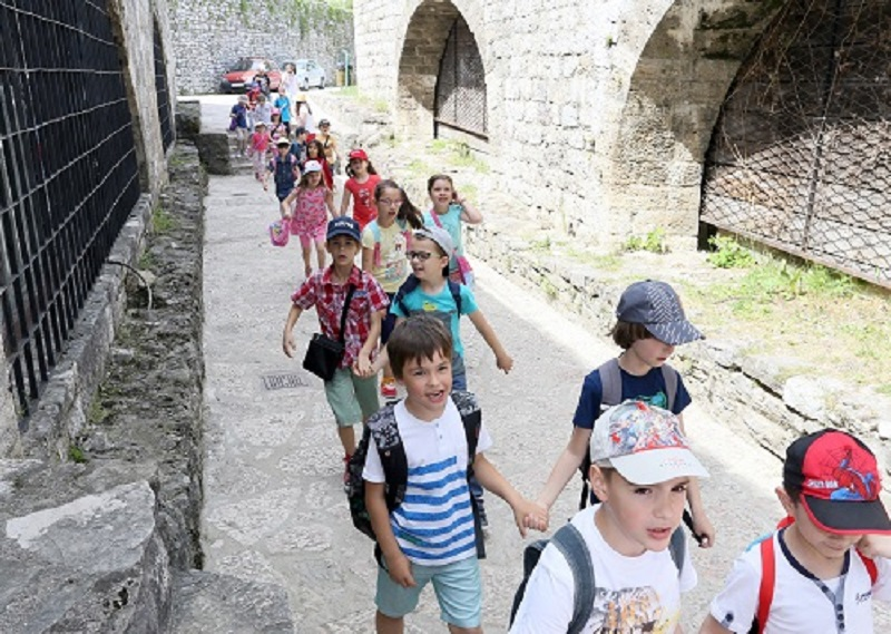 Pravčići upoznaju turističke znamenitosti Banjaluke