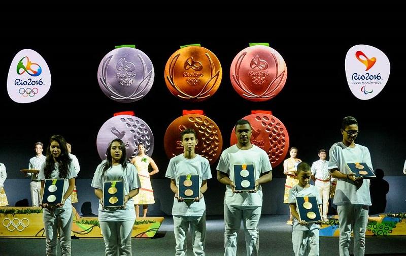 U Riu predstavljene medalje za OI