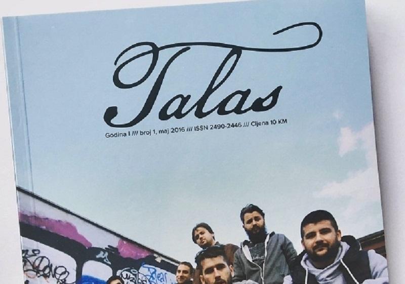 """U Banjaluci održana promocija prvog broja časopisa """"Talas"""""""