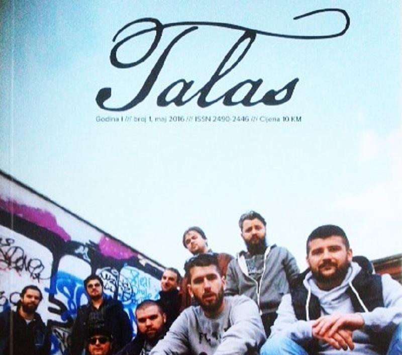 """Promocija časopisa """"Talas"""""""