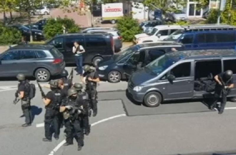 Frankfurt- Napadač ubijen, nema povrijeđenih