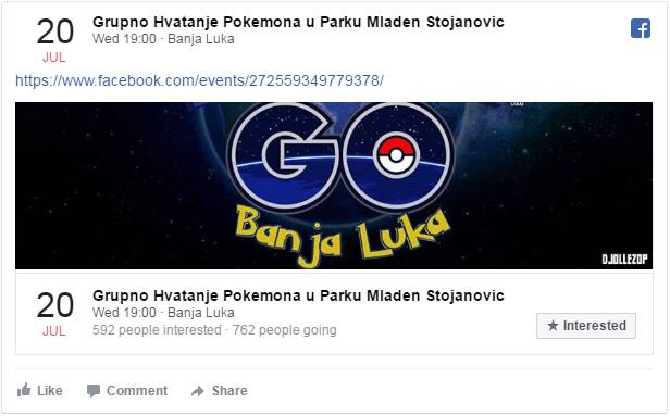 BiH ne može u EU dok se ne popišu svi Pokemoni (FOTO)