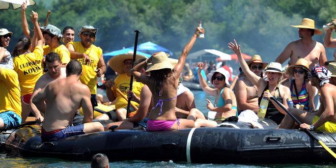 Bijeljina: Savska regata 31. jula