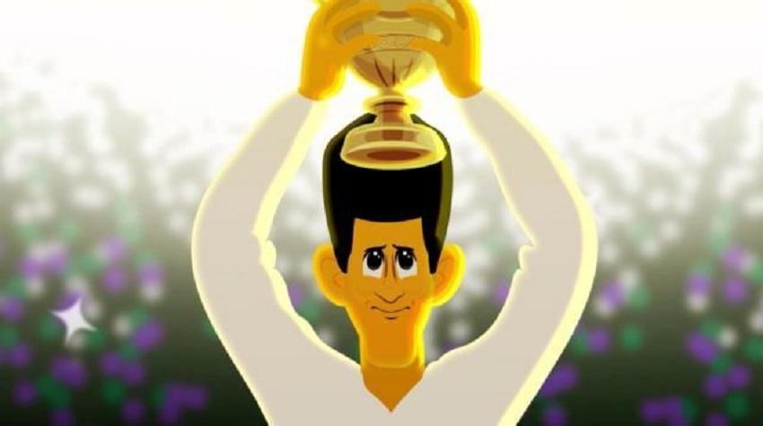 Film o Novaku u trci za Zlatnog 'paladina'