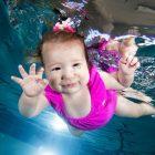 Pogledajte 10. neodoljivih fotografija beba uslikane pod vodom
