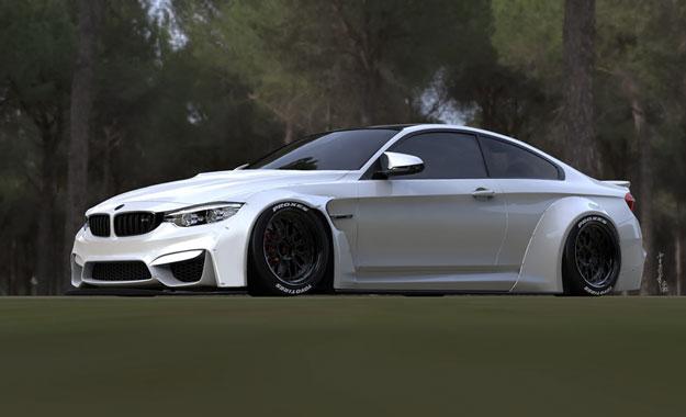 BMW M4 2