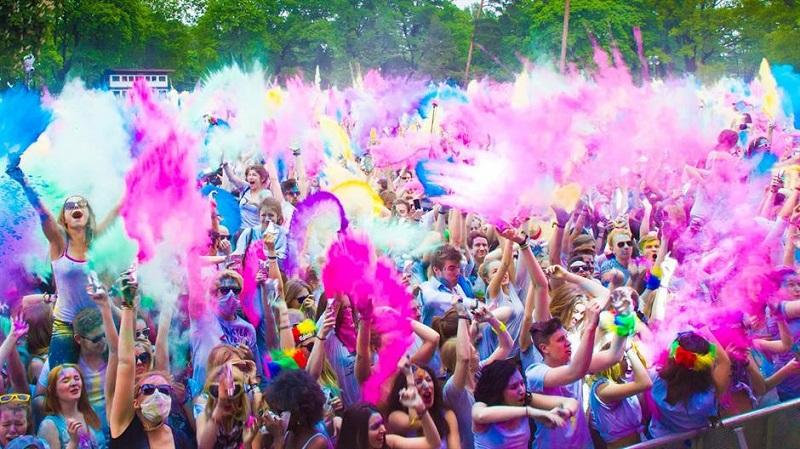 Prvi Color festival u BiH