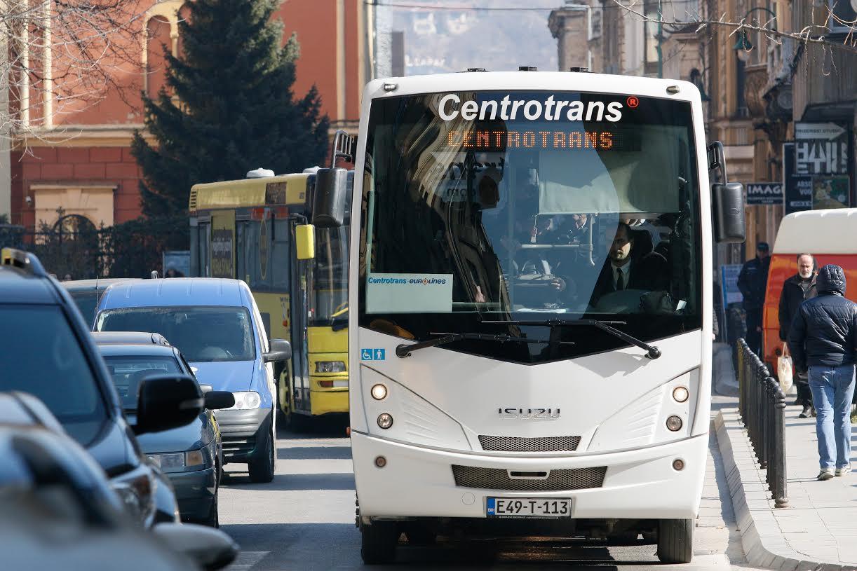Binježevo: Autobus sletio s ceste, ima povrijeđenih