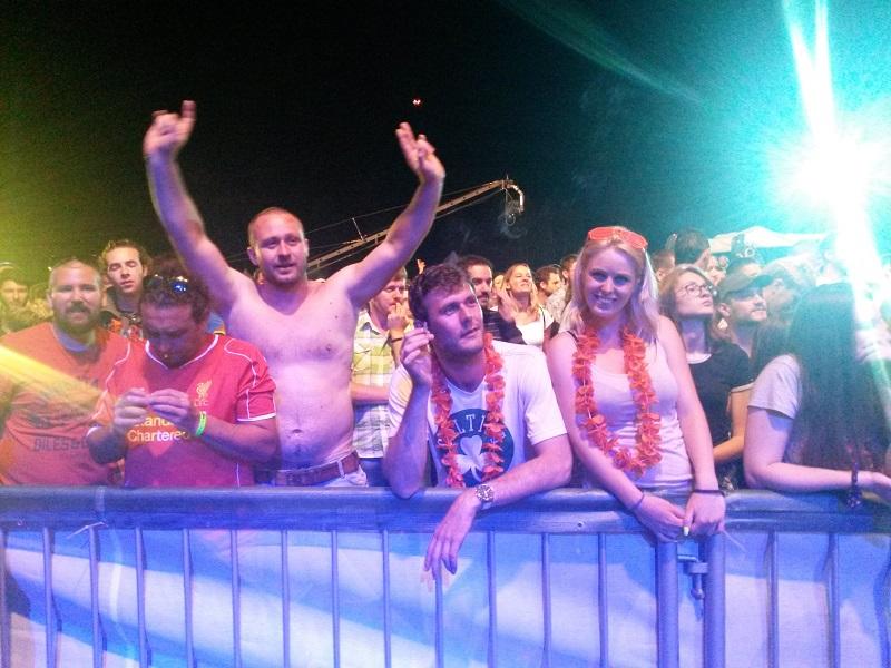 Kako je na OK Festu! (FOTO)