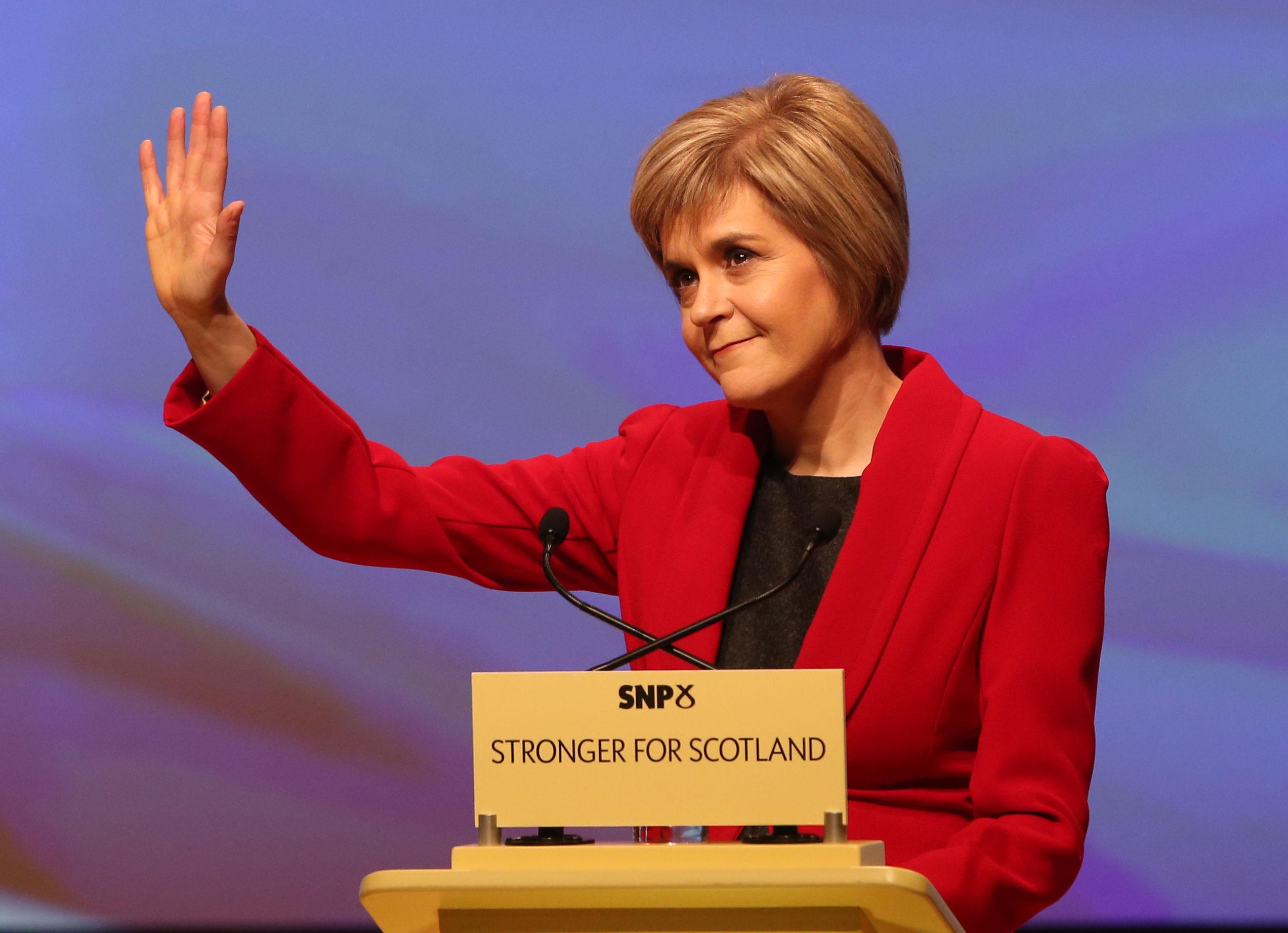 Stardžen: Razmotriti sve opcije za ostanak Škotske u EU
