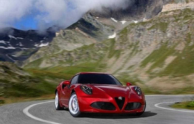 Alfa Romeo 4C Spider prestaje se proizvoditi 2020.