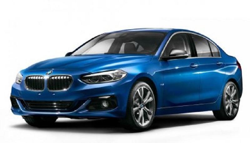 Najmanja BMW limuzina – samo za Kinu!