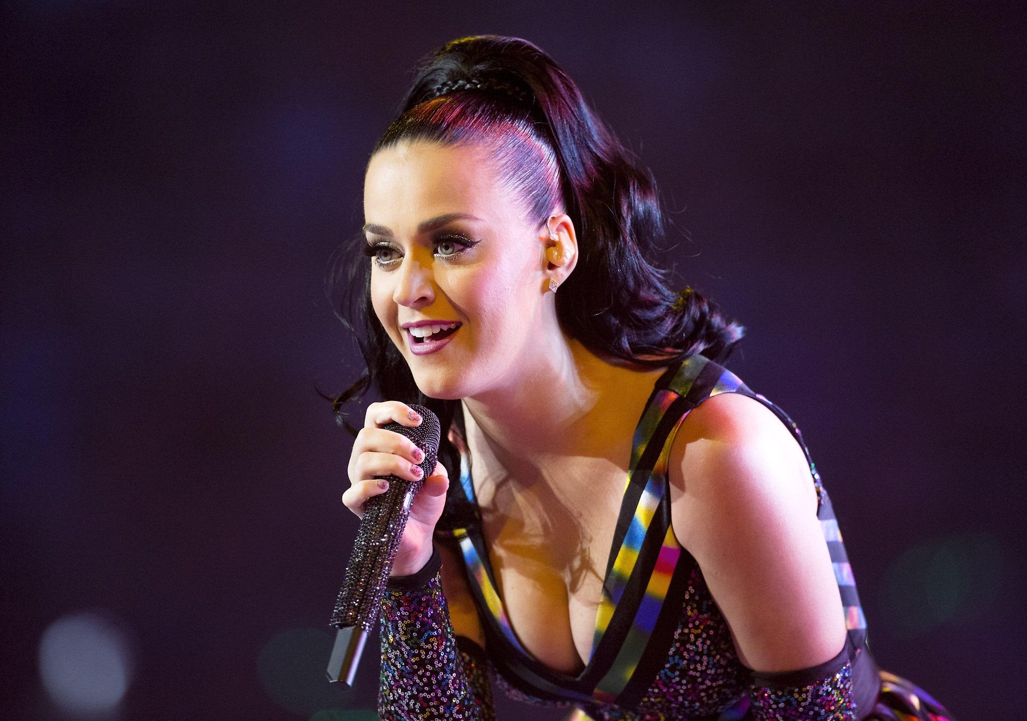 Nova pjesma Katy Perry je zvanična himna Olimpijade