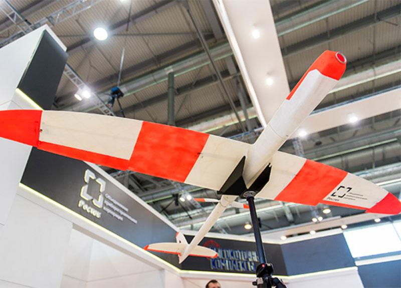 Ruski dron iz 3D štampača