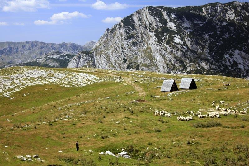 Englezi se izgubili na Durmitoru, spasila ih Gorska služba
