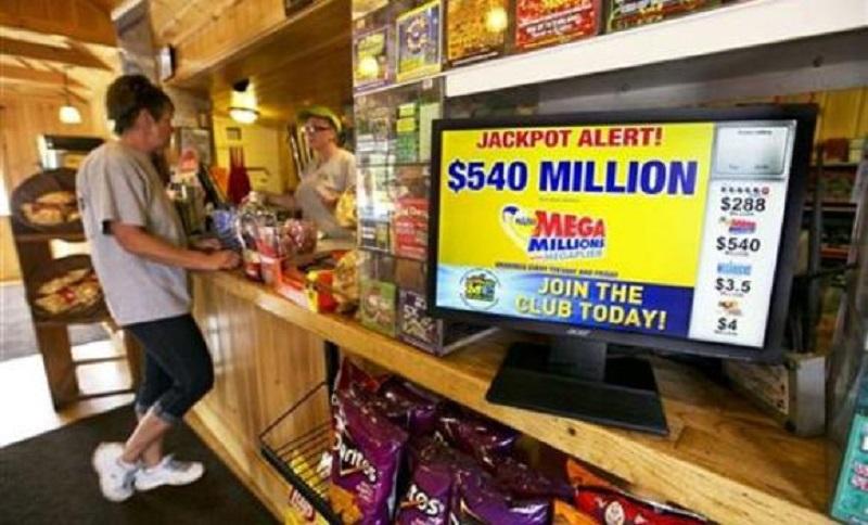 Izvučen džekpot vrijedan više od pola milijarde dolara
