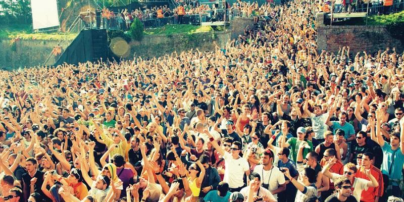 """Počinje """"Egzit"""" festival"""