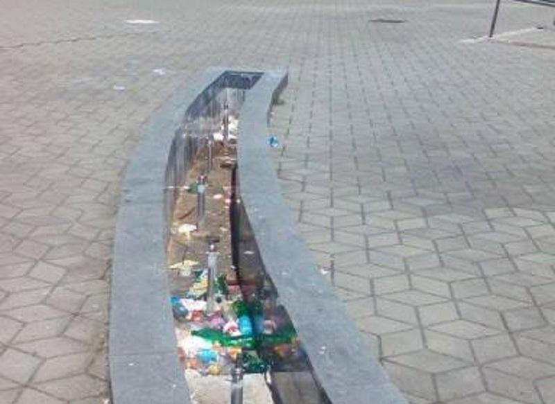 Banja Luka: Propala banka i s njom i fontana u Boriku