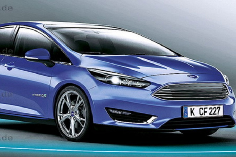 Električni Ford Model E za 2018.