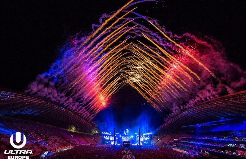 """David Geta """"zapalio"""" posjetioce Ultra Music Festivala u Splitu"""