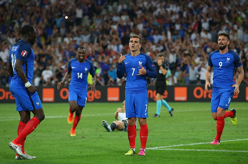 Francuska u finalu!
