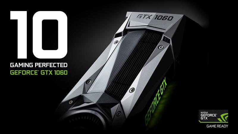 Nvidia najavila GTX 1060 karticu, brža je od GTX 980