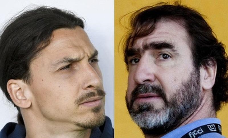 Cantona: Zlatane, ne možeš biti kralj Manchestera; Ibrahimović: Neću biti kralj, već bog