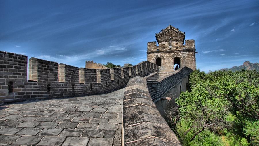 Znate li gdje počinje/završava kineski zid?