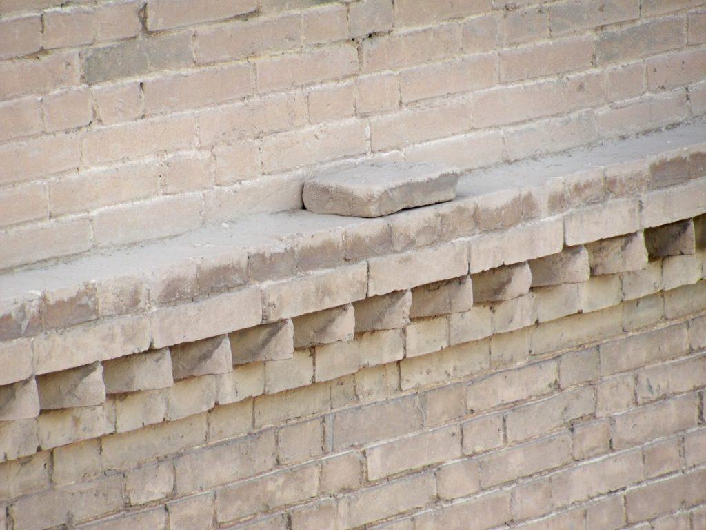kineski zid zadnja cigla