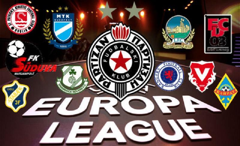 Šest mogućih rivala Partizana: Može u Češku, Švajcarsku, Grčku…