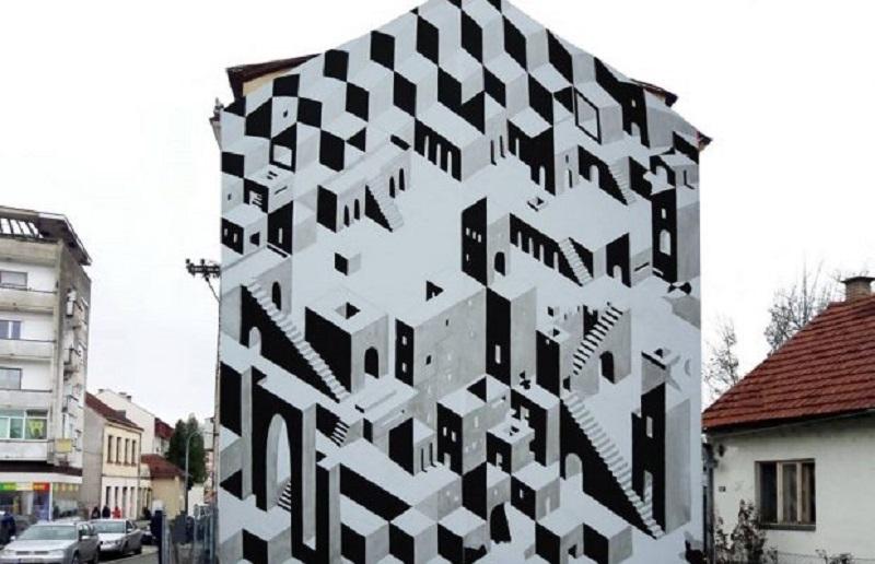 Prijedor: Izabran najbolji mural
