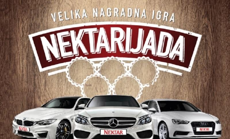 Izvučeni srećni dobitnici Audija, Mercedesa i BMW-a u Nektarijadi