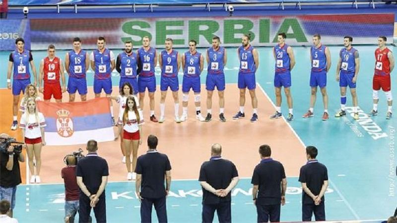 Srbija u finalu Svjetske lige