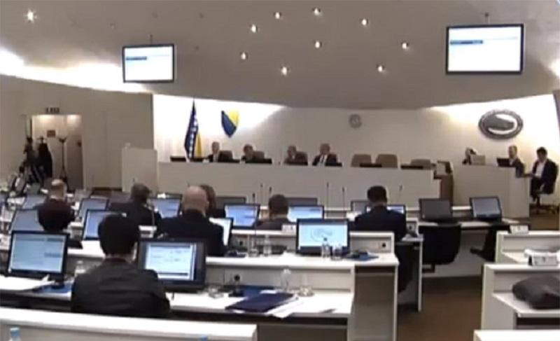 Nije usvojen Prijedlog izmjena Zakona o Јavnom RTV sistemu BiH