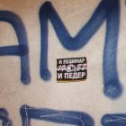 "Grafiti prekrili grad na Vrbasu: ""Banjaluka voli svoje pedere"""