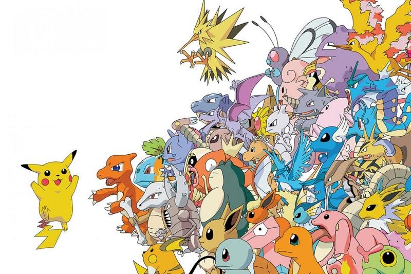 Otkrij koji si Pokemon