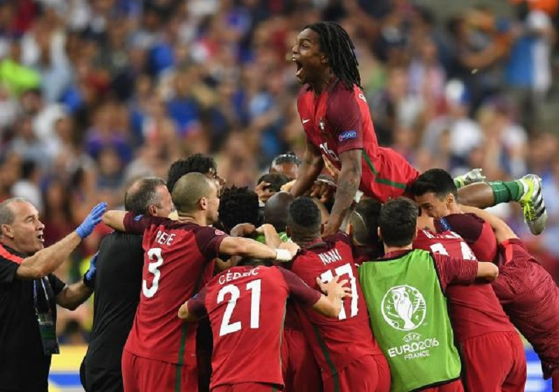 Eder ukrao slavu, Portugal šampion Evrope!