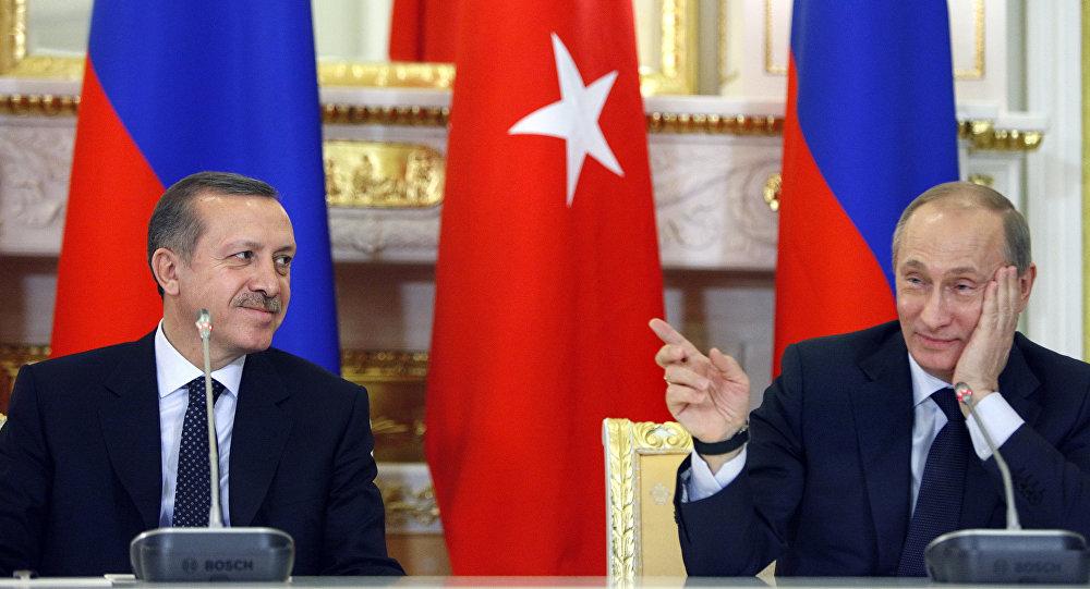 Sastaju se Putin i Erdogan