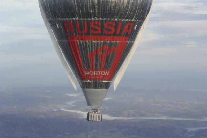 Rus u balonu na putu oko svijeta