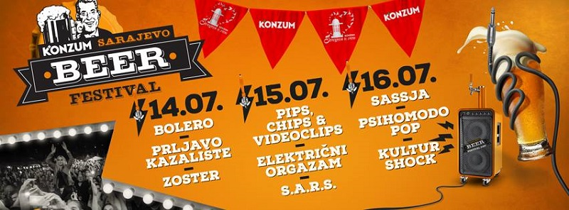 Najavljujemo festivale u regionu: Sarajevo Beer Festival