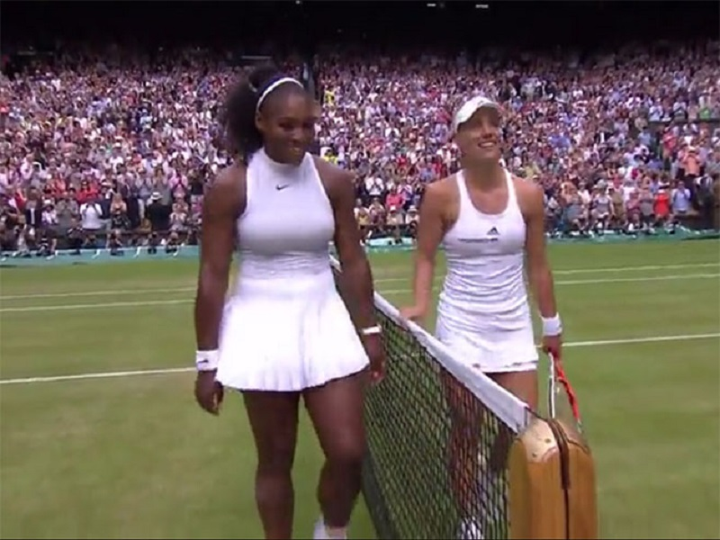 Serena Vilijams osvojila Vimbldon i stigla Štefi Graf!