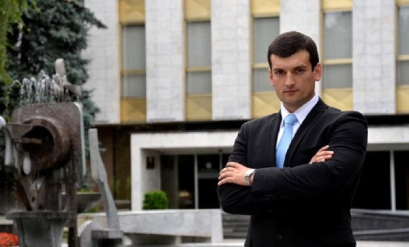 Šešić dao ostavku na funkciju predsjednika Aktiva mladih SDS Banjaluka