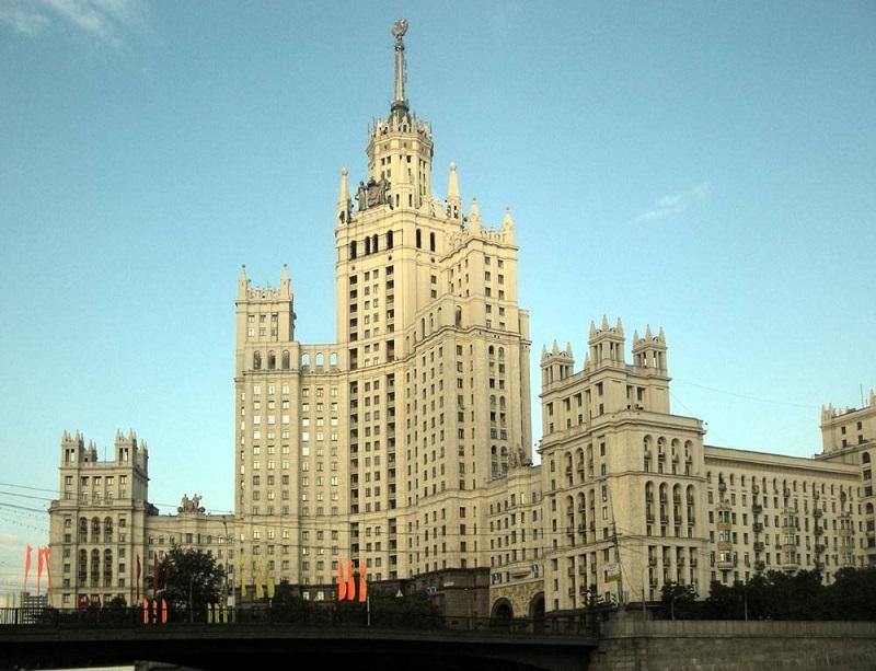 """Priča o """"Staljinkama"""", čuvenim moskovskim neboderima"""